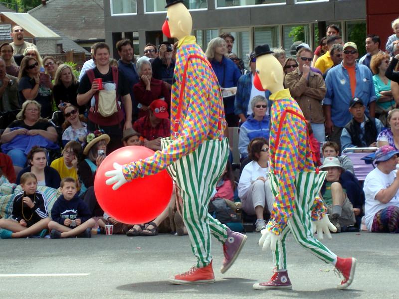solstice parade weirdos