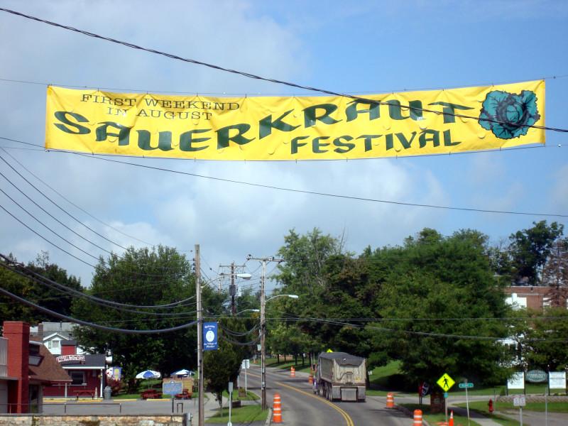 sauerkraut festival